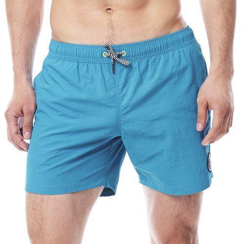 Męskie szorty spodenki kąpielowe Jobe Swimshorts, Jasno-niebieski, XXL, kolor niebieski