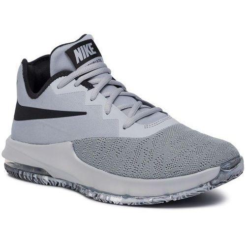 Nike Buty - air max infuriate iii low aj5898 004 wolf grey/black/cool grey