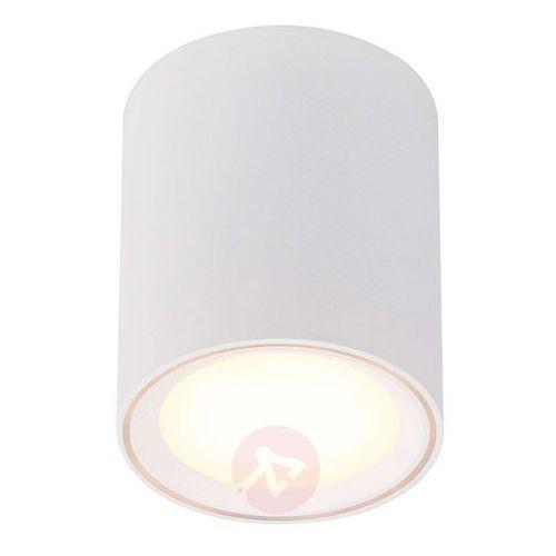 Nordlux FALLON Lampa Sufitowa Biały, 1-punktowy - skandynawski - Obszar wewnętrzny - FALLON - Czas dostawy: od 2-3 tygodni