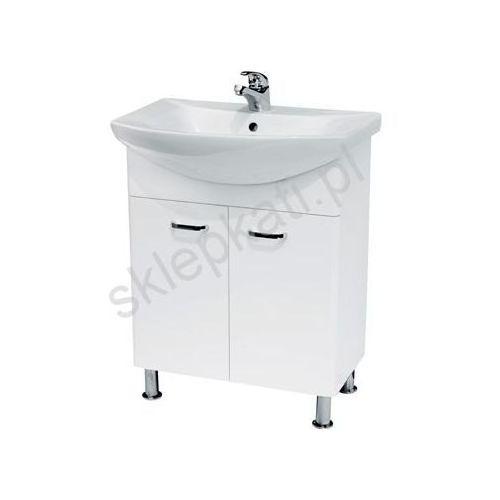 CERSANIT ALPINA szafka pod umywalkę LIBRA 60 S516-003 (5907720636951)