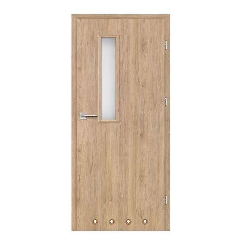 Drzwi z tulejami Exmoor 60 prawe dąb skalny