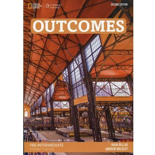 Outcomes Pre-Intermediate 2nd Edition. Podręcznik + DVD, Heinle