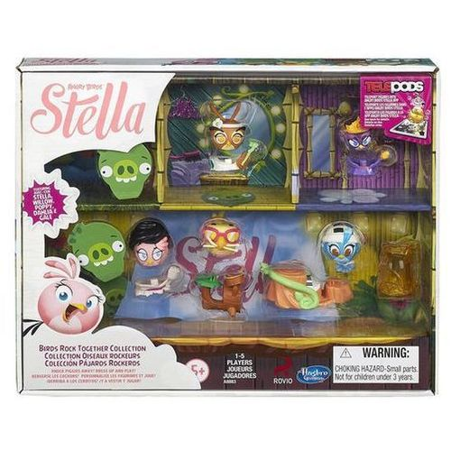 Gra HASBRO Angry Birds - Stella Multipack z telepodem A8883