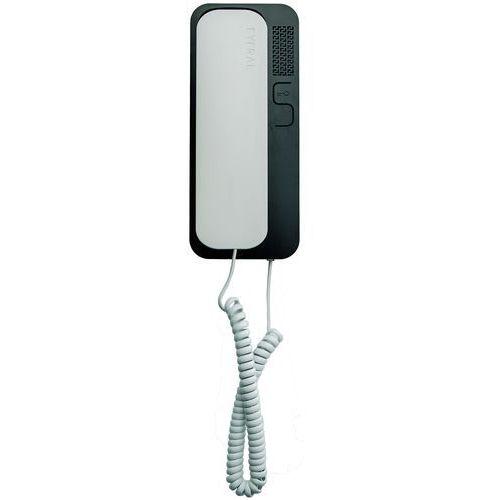 Unifon CYFRAL Smart-D Czarno-czerwony, CYFRAL