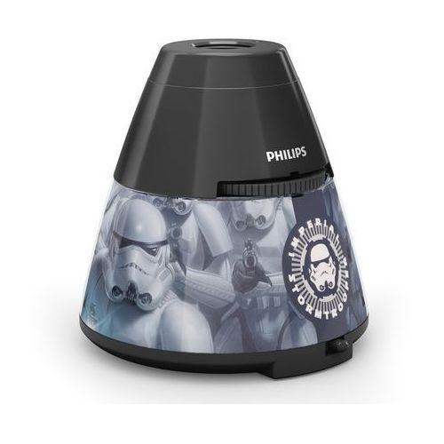 Lampka z projektorem PHILIPS 717699916 Star Wars + DARMOWY TRANSPORT!, 717699916