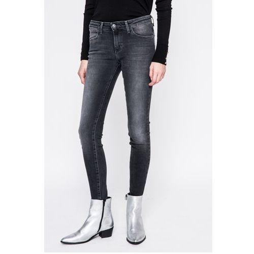 - jeansy body bespoke winter black marki Wrangler