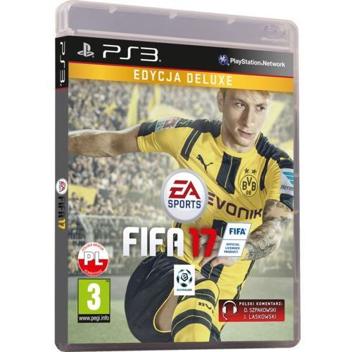 OKAZJA - Fifa 17 (PS3)