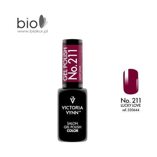 Victoria vynn Lakier hybrydowy gel polish color lucky love nr 211 - 8 ml nowość! (5902533306442)