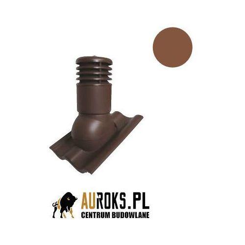 Kominek ocieplony do dachówki betonowej z tworzywa sztucznego pp kdbo 2-1 krono-plast marki Krono - plast