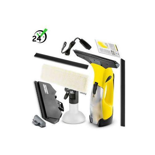 WV 5 Premium (105m2, 35min) myjka do okien Karcher 7w1 #ZWROT 30DNI #GWARANCJA D2D #KARTA 0ZŁ #POBRANIE 0ZŁ #LEASING #RATY 0% #WEJDŹ I KUP NAJTANIEJ, 1.633-453.0