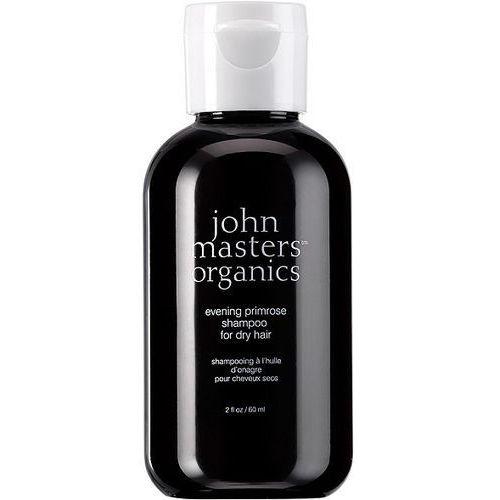 John masters szampon do włosów suchych lub zniszczonych wieczorny pierwiosnek 60ml marki John masters organics