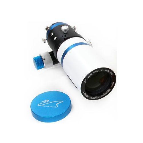 William optics Teleskop ap 61/360 zenithstar 61 blue ota