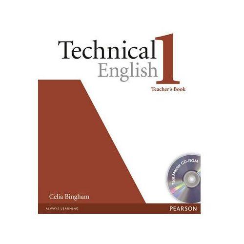 Technical English 1 - Teacher's Book With Cd-Rom [Książka Nauczyciela Plus Cd-Rom], Pearson