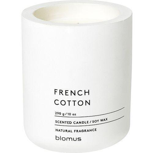Blomus Świeca zapachowa fraga 11 cm lily white