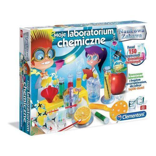 Clementoni moje laboratorium chemiczne 60250 (8005125602506)