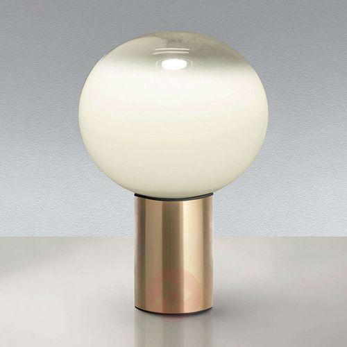 laguna 16 lampa stołowa, mosiądz marki Artemide