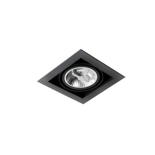 SQUARES 111x1 230V Phase-Control wpuszczany czarny 35011-0000-U8-PH-02