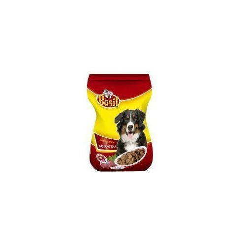 Karma dla psa z wołowiną basil dry 3 kg marki Hp