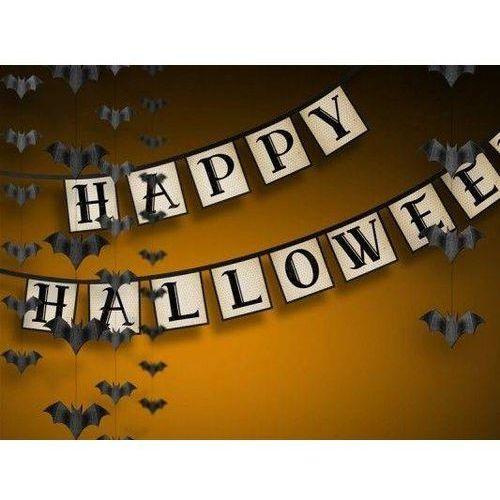Zestaw happy halloween marki Party deco
