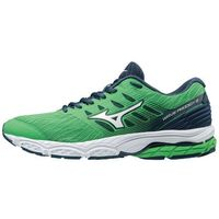 Mizuno Wave Prodigy 2 Poison Green White Blue Wing Teal 42, kolor zielony