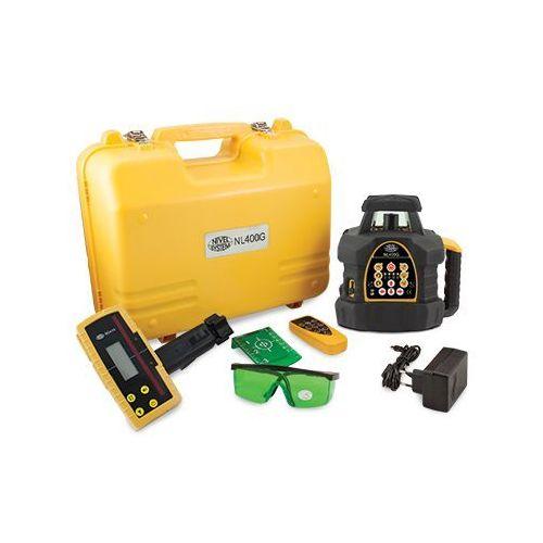 Niwelator laserowy nl400g marki Nivel system