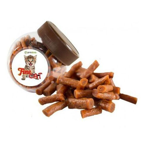 Prozoo Finecat fish&chicken sticks 2cm 140g