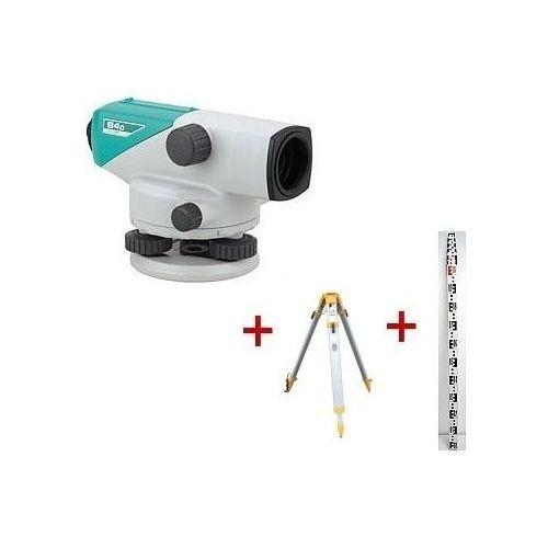 Niwelator optyczny Sokkia B40 + statyw + łata 5m - sprawdź w wybranym sklepie