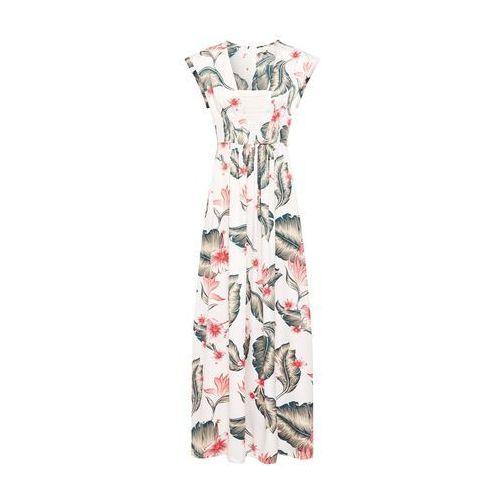 letnia sukienka kremowy / mieszane kolory marki Roxy