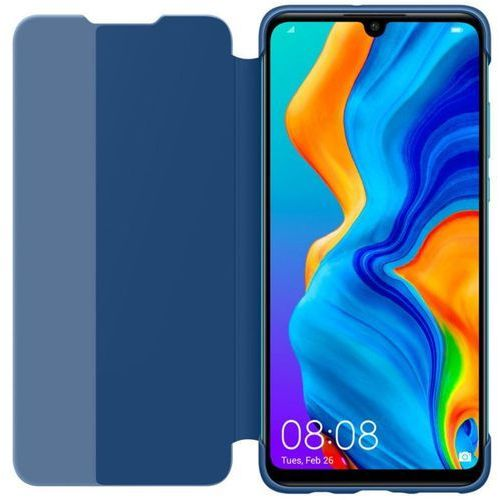 Huawei p30 lite view cover - blue (6901443287765)