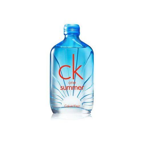 Calvin klein ck one summer 2017 100 ml woda toaletowa