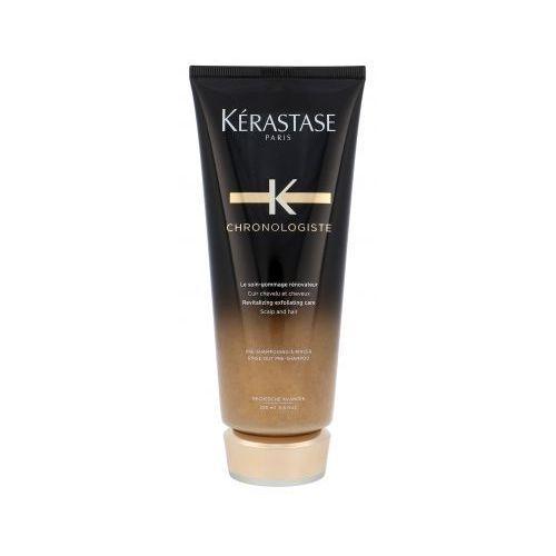chronologiste revitalizing exfoliating care balsam do włosów 200 ml dla kobiet marki Kérastase
