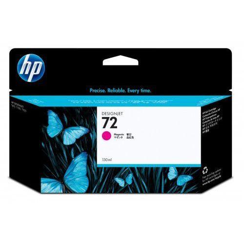 HP Inc. Tusz Nr 72 Purpurowy (Magenta) Fotograficzny 130ml C9372A, 1_107965