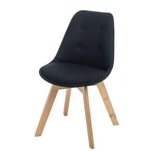 Krzesło Norden Cross Tap czarne, kolor czarny