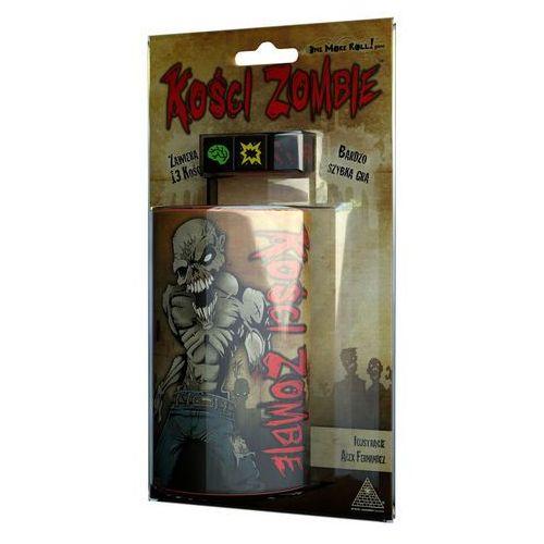Black monk Kości zombie - gra kościana