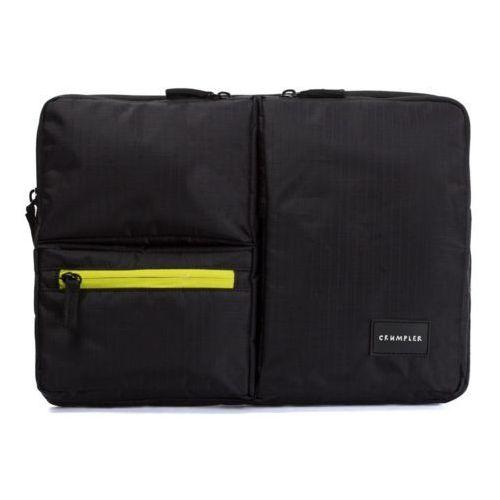 """Etui CRUMPLER The Geek Elite laptop 13"""" czarne"""