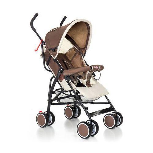 Wózek spacerówka Moolino Compact B brązowo-beżowy