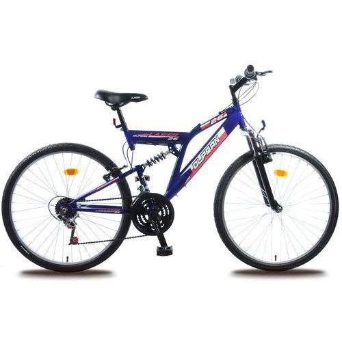 """Olpran Olpran rower górski Laser 26"""" blue/black - BEZPŁATNY ODBIÓR: WROCŁAW!"""