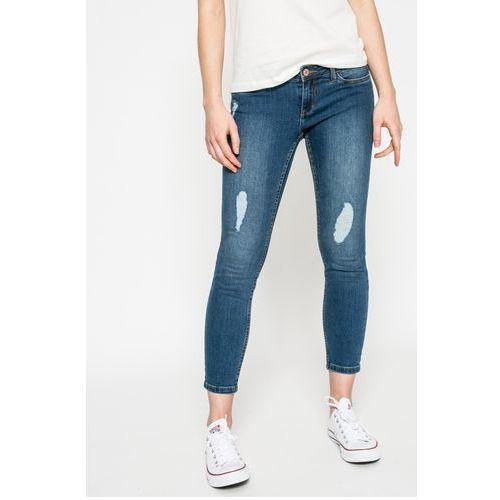 - jeansy marki Noisy may