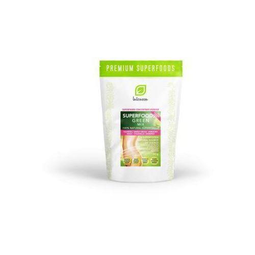 Koktajl energetyczny Superfoods Green Power Intenson 60 g