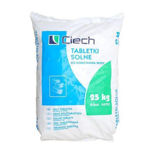Tabletki solne Ciech 25kg do uzdatniania wody