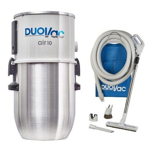 Odkurzacz centralny air 10 + zestaw sprzątający marki Duovac