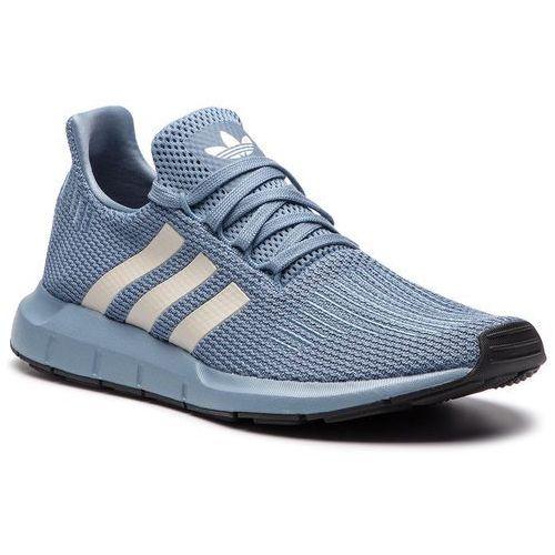Adidas Buty - swift run d96642 rawgre/chapea/cblack
