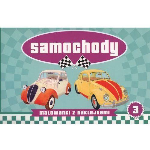 Skrzat Samochody naklejki 3 (9788379151479)