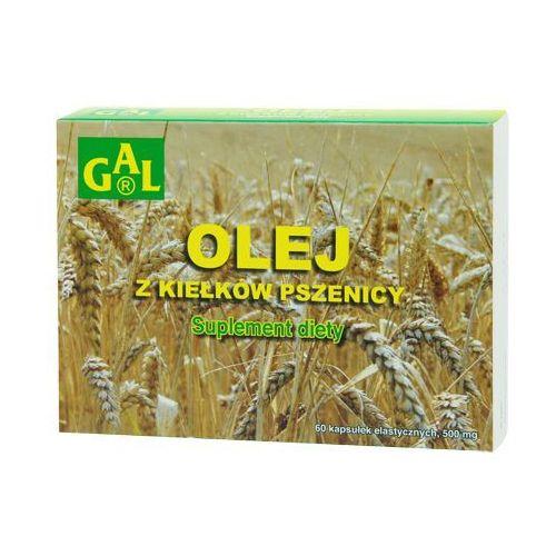 Olej z kiełków pszenicy 60 kaps. (5907501100244)