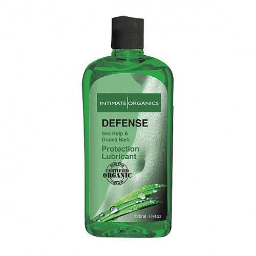 Ochronny środek nawilżający  defense protection lube 120 ml, marki Intimate organics