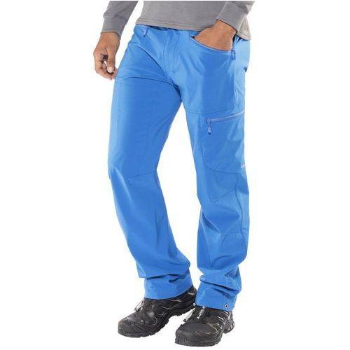 falketind flex1 spodnie długie mężczyźni niebieski xl 2018 spodnie softshell marki Norrøna
