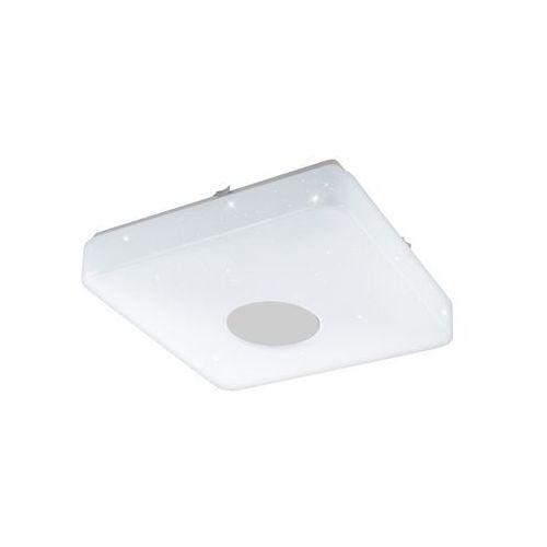 Eglo Plafon voltago 2 95974 lampa sufitowa 1x14w led biały