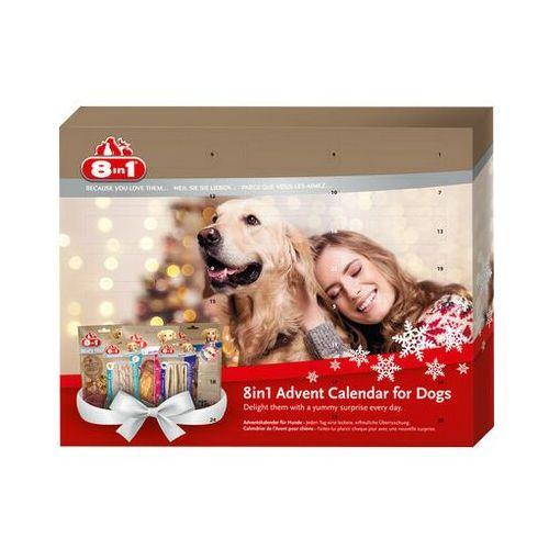 kalendarz adwentowy dla psa - darmowa dostawa od 95 zł! marki 8in1