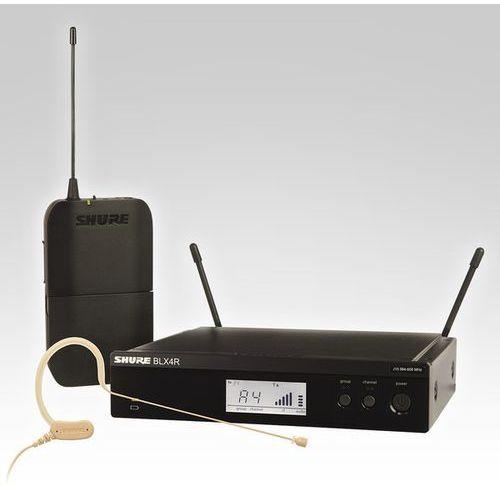 Shure  blx 14re/mx53 zestaw bezprzewodowy z mikrofonem nausznym