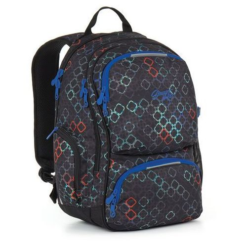 Plecak młodzieżowy Topgal HIT 887 A - Black (8592571008889)